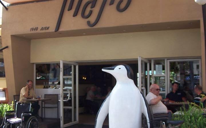 Нагарийский пингвин