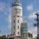 Водонапорная башня Нагарии