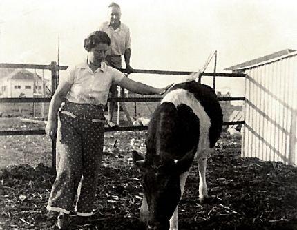 Ферма в 30-х годах