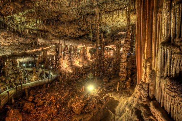 Экскурсия в Иерусалим, пещеры