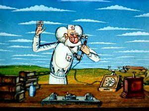 Доктор Айболит прибыл в Нагарию