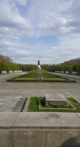 Барлин, мемориалы