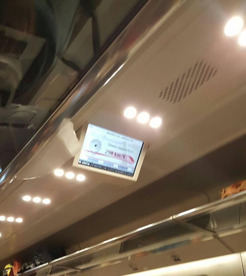 Поезд в Рим