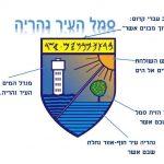 Герб города Нагария