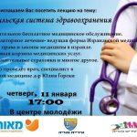 Израильская система здравоохранения