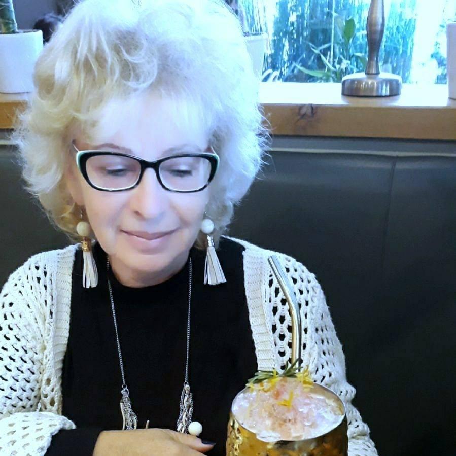Тамара Басова – всё превращается в красоту