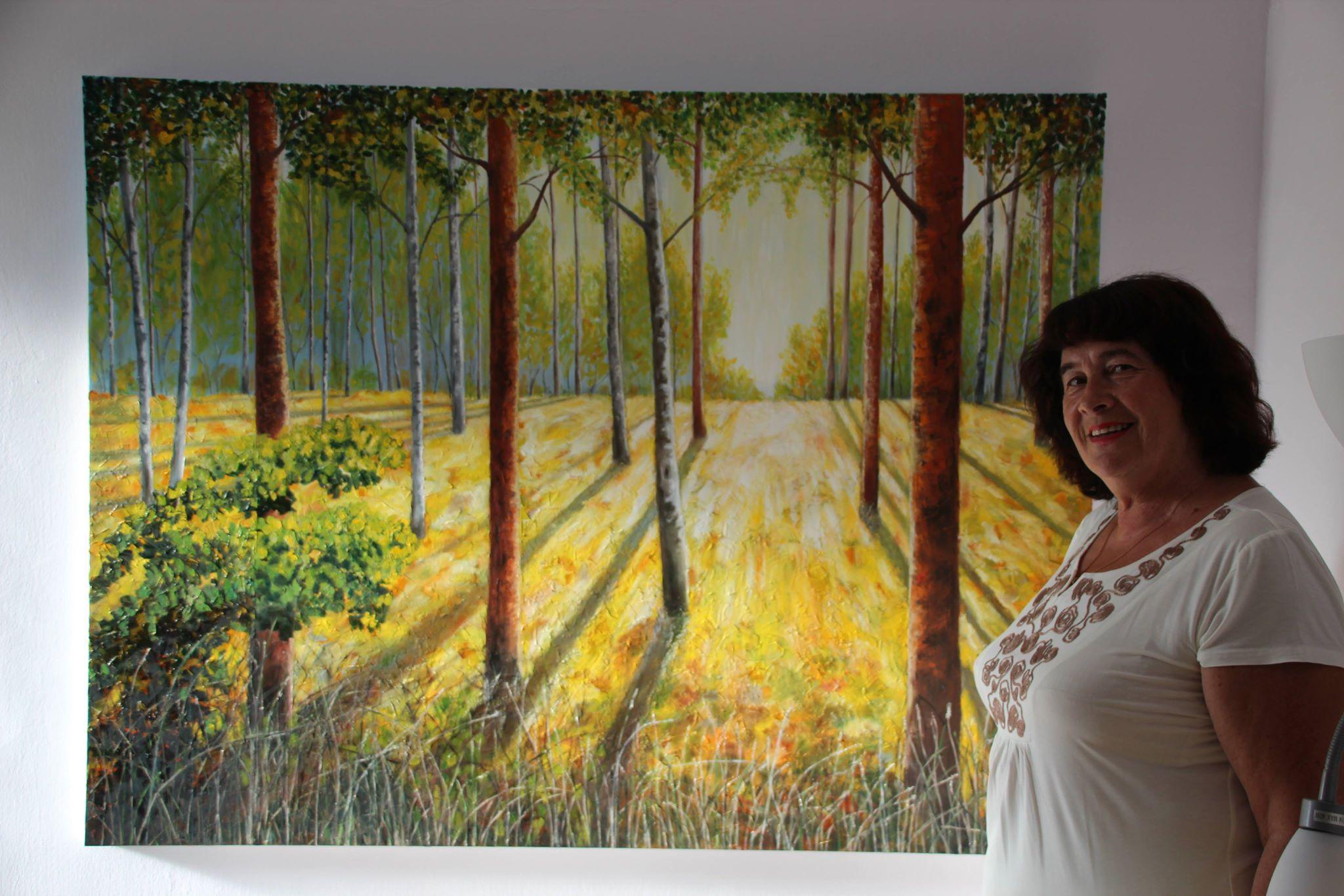 Тамара Сапожникова, художник