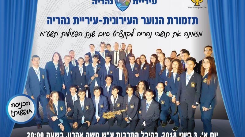 Молодежный оркестр Нагария