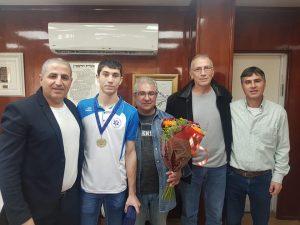 """Нагариец завоевал """"золото"""" на чемпионате по каратэ в Австрии"""