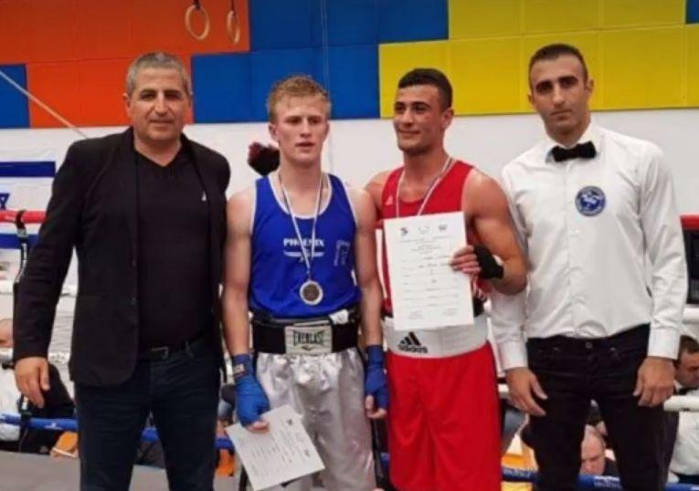 В Нагарии состоялся Чемпионат Израиля по боксу
