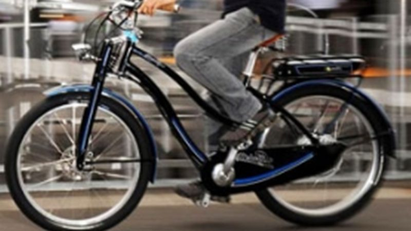 Электровелосипедистов будут наказывать штрафами