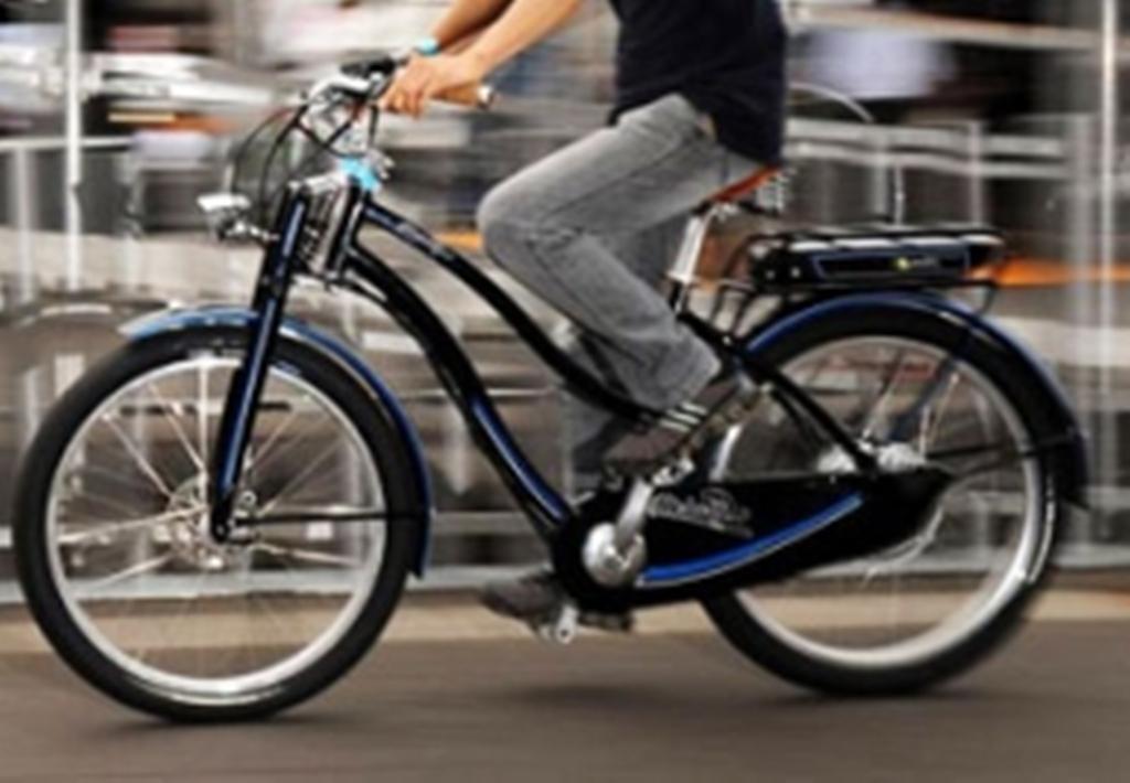 Электровелосипедистов будут наказывать штрафами за нарушение правил