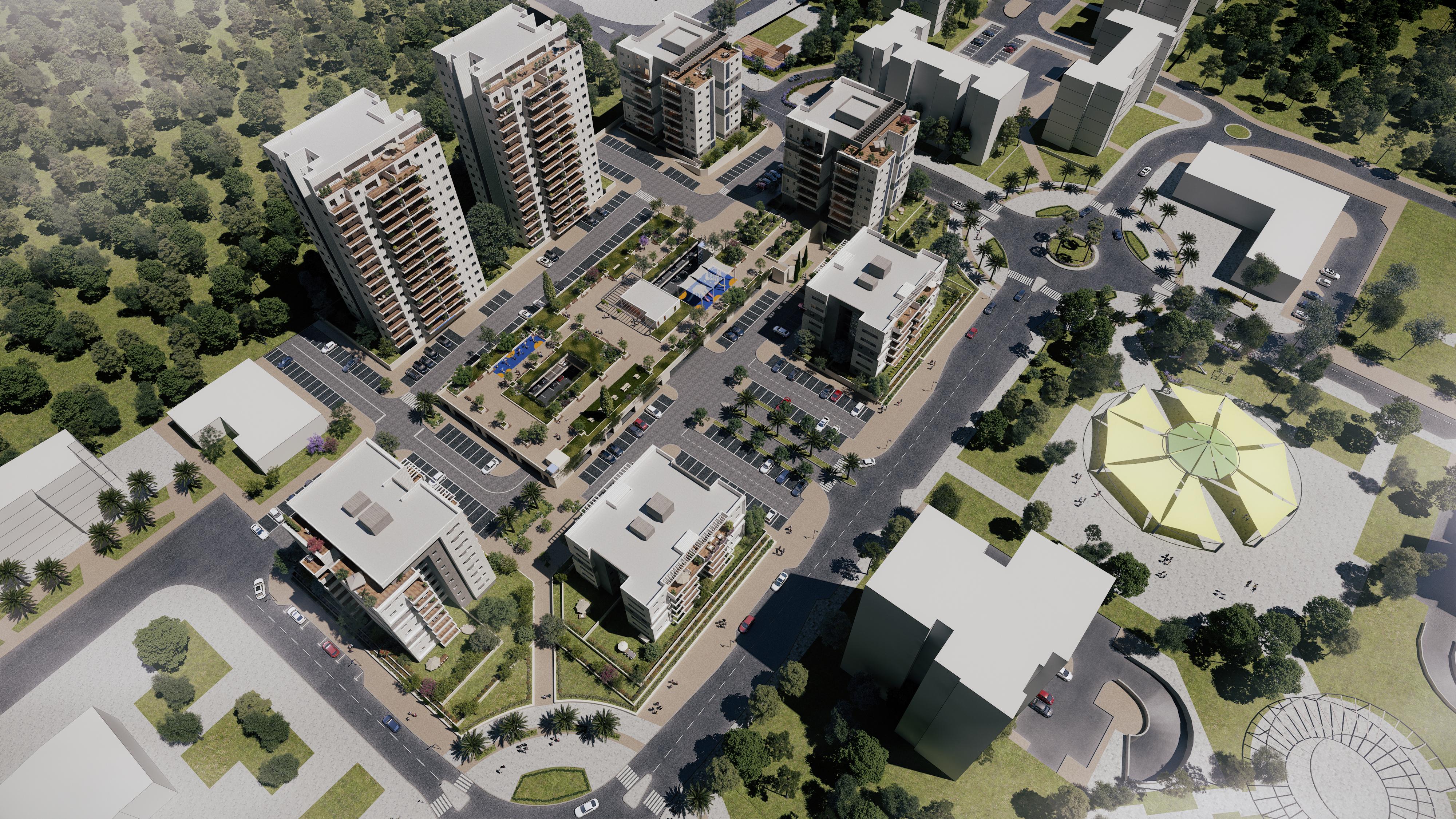 Впервые за 20 лет в Нагарии появится новый район