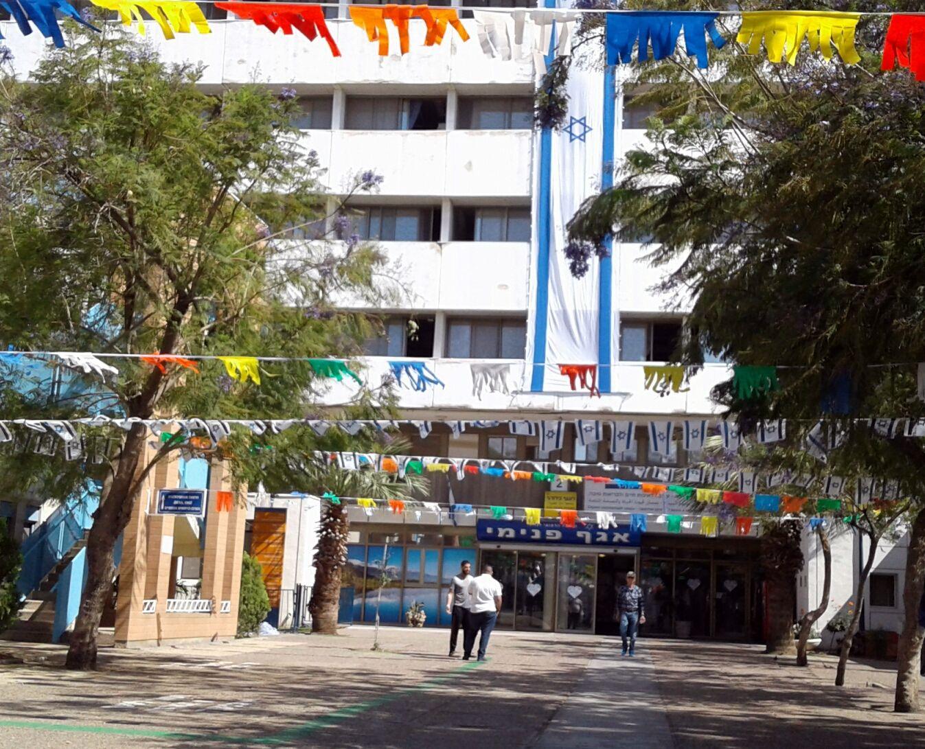 История Нагарийской больницы
