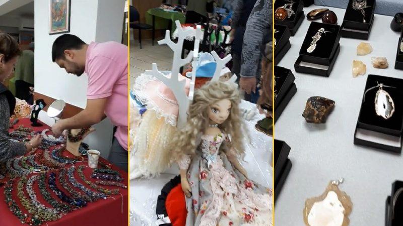 В Нагарии прошла ярмарка изделий ручной работы