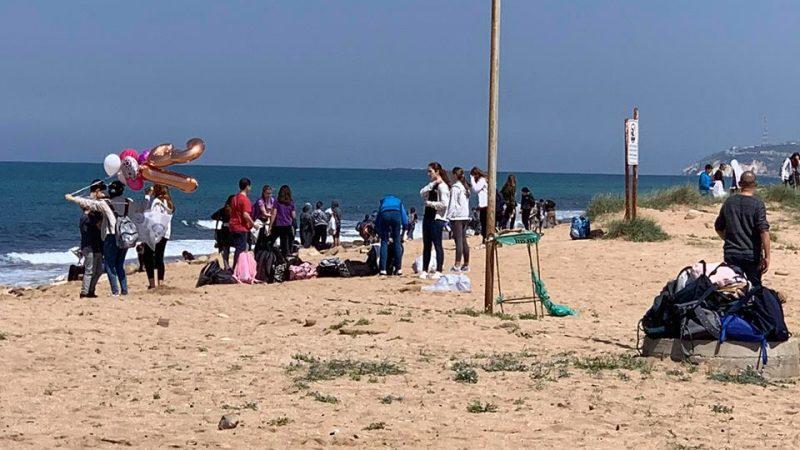 О чистоте пляжей в Нагарии
