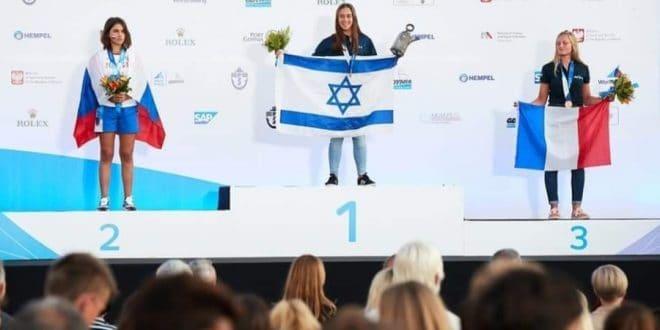Гили Амир: « …Весь народ Израиля гордится ее достижениями»