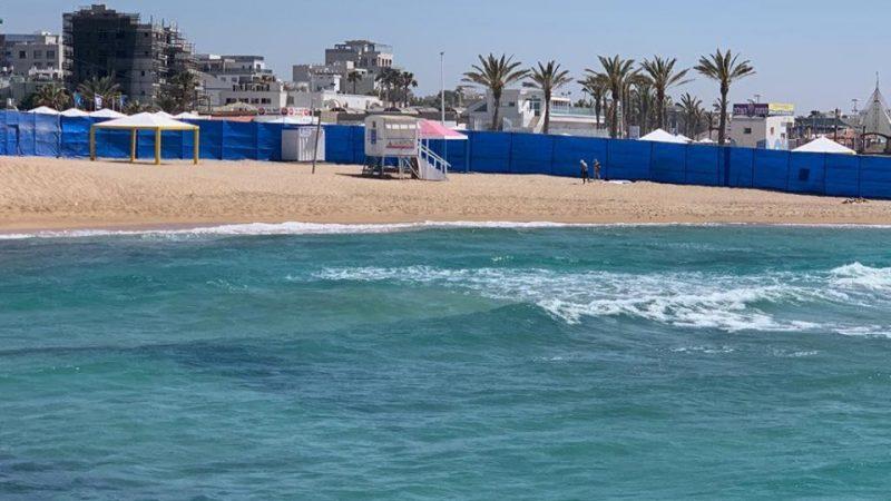 По субботам отдельный пляж будет открыт для всех