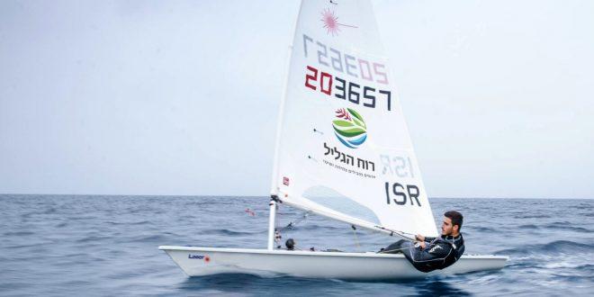 Яхтсмен Маор Бен Харош из Нагарии стал чемпионом Израиля