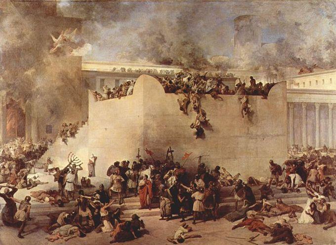 Девятое Ава – день траура и поста