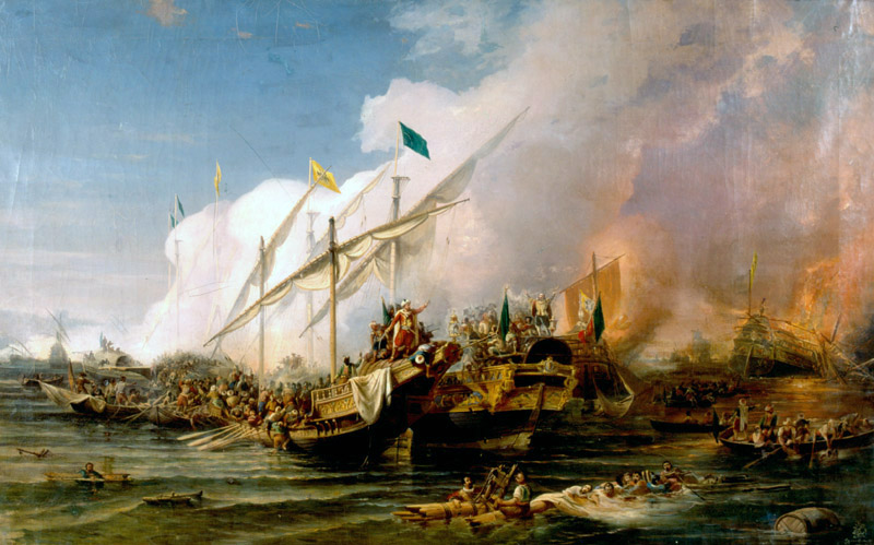 Еврейские пираты (שודדי ים יהודים)