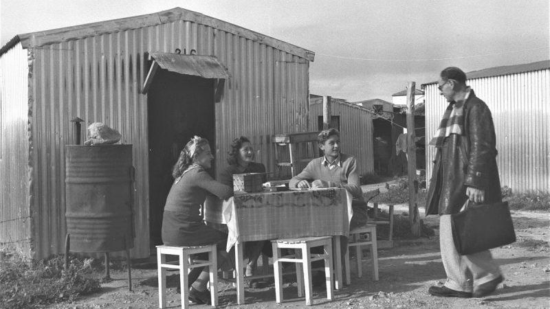 История репатрианта. Менахем Ницан Тишлер
